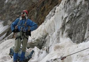 На Памире застряла группа украинских альпинистов