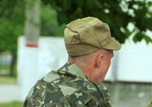 В Черновцах от удара током погиб солдат