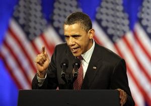 Обама пообещал продолжить давление на власти Сирии