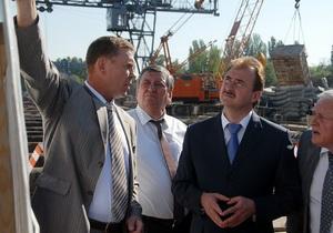 Подольский мостовой переход обещают открыть в 2014-м