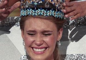 Фотогалерея: American girl. На Мисс мира-2010 победила американка