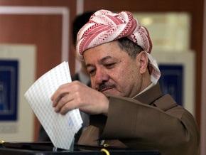 Главу иракского Курдистана переизбрали на второй срок