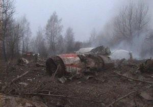 Катастрофа Ту-154: Экипажу предлагалось совершить посадку в Минске и Витебске