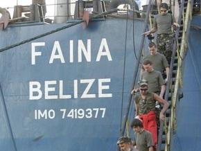 Сегодня в Украину прибудет освобожденный экипаж Фаины (обновлено)