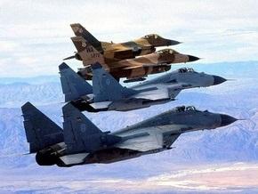 Датские истребители будут охранять воздушное пространство стран Балтии