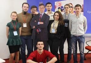 SocialBoost - Open Data- хакатон - Онлайн-карта криминала в Украине победила в конкурсе