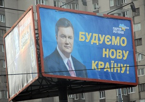 Регионалы заявили, что самостоятельно сформируют большинство в Киевском облсовете