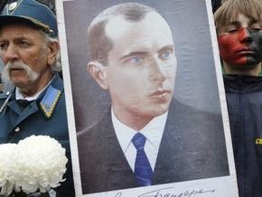 Ющенко снова призвали присвоить Бандере звание Героя Украины