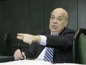 Москаль заявил, что новое кресло Попова - это плата Балоги за выборы в облсовет