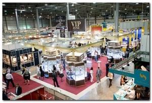 Весеннюю выставку  Ювелир Экспо 2011  посетило более 23 000 человек