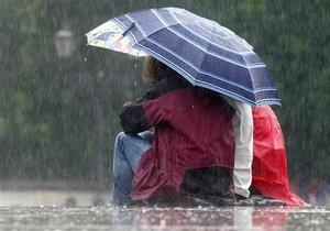 Синоптики прогнозируют ухудшение погоды в Украине
