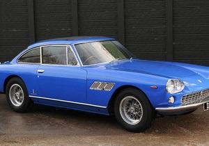 Ferrari 330 GT Coupe Джона Леннона ищет нового хозяина