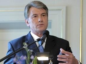 Ющенко хочет подарить Швейцарии памятник Гоголю