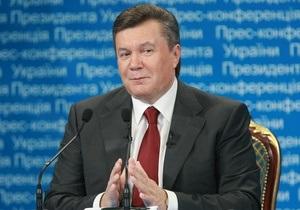 Янукович рассказал, что в школе  списывал и давал списывать