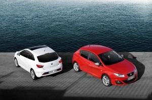 Купи SEAT Ibiza Optima 1,6 DSG и получи подарки на 5000 гривен