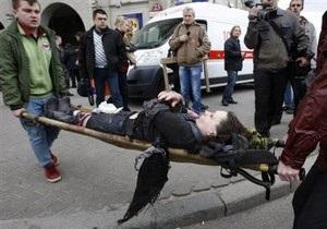 МИД: Украинцы не пострадали в результате взрыва в минском метро