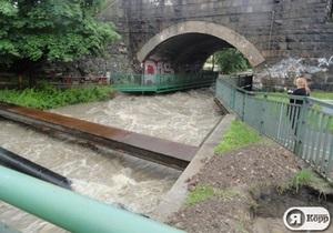Я-Корреспондент: Наводнение в Праге. Фоторепортаж