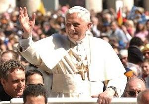 На мессу с участием Папы Римского собрались более миллиона человек