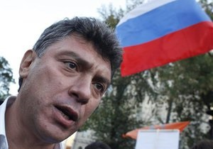 Немцова отпустили на свободу без предъявления обвинений
