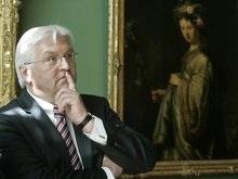 Официально: Глава немецкого МИД стал кандидатом в канцлеры