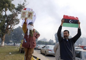 Ливийские повстанцы заявили, что еще одна страна признала их законной властью