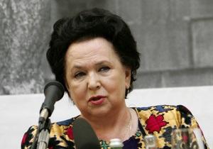 Прощание с Вишневкой проходит в Москве - похороны Вишневской