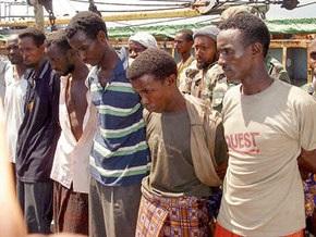 ВМC Франции задержали девять пиратов в Аденском заливе