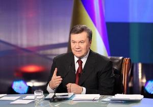 В ближайшие несколько лет Украина может отказаться от импорта сахара - Янукович