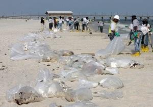 Затраты BP на ликвидацию аварии в Мексиканском заливе превысили $1,2 млрд
