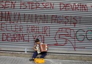 Волнения в Турции стихли, в городах царит атмосфера праздника
