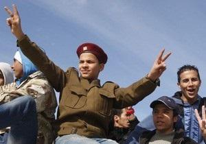 Оппозиционное посольство Ливии начало работу в Вашингтоне