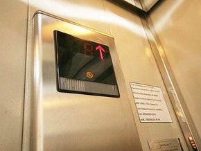 В Киеве появился современный лифт отечественного производства
