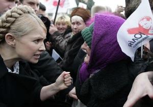 Тимошенко обжаловала решение суда о голосовании избирателей на дому
