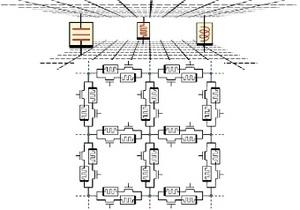 Ученые создали схему электронного мозга