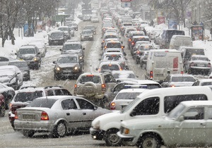 В Киеве появилось девять бесплатных парковок на период чрезвычайной ситуации
