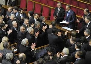 В ПР заверили, что кадровые изменения в Кабмине не повлияют на целостность парламентского большинства