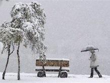 Первый снег в Швейцарии погубил трех человек