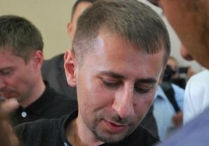 Милиция назвала причину задержания лидера КУПРа