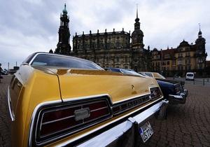 В Германии появились парковочные места для мужчин
