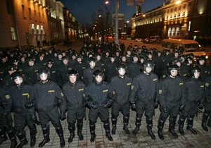 Парламент Беларуси разрешил КГБ и МВД проводить аресты без санкций прокурора