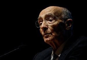 Умер писатель, нобелевский лауреат Жозе Сарамаго