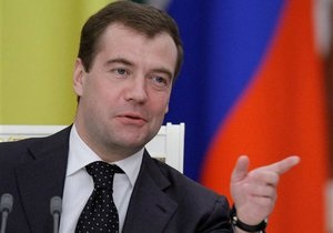 В Давосе все знают, who is mister Medvedev - вице-премьер РФ