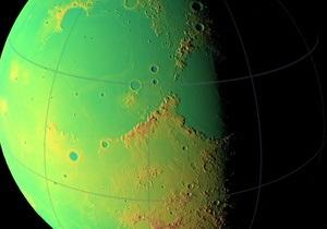 Японские астрономы обнаружили самое тонкое место на лунной поверхности