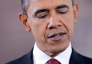 Обама подписал спорный закон о госфинансировании