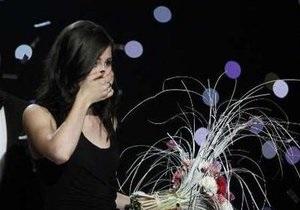 Победительница Евровидения планирует свадьбу с Рыбаком