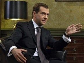Медведев рассказал в видеоблоге о своих школьных годах