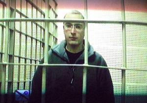 Адвокат: Ходорковский не сможет встретить Новый год в колонии