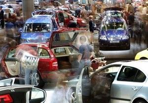 Падение автомобильного рынка Европы замедлилось