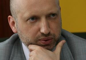 Турчинов заявил об убийстве члена избиркома от БЮТ (обновлено)