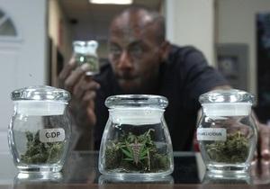 Власти голландского города запретили продавать марихуану иностранцам